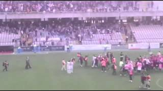B... entornata Salernitana: Barletta battuto 3-1, ora la festa