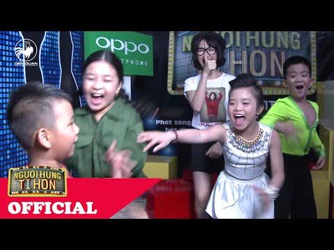 Người Hùng Tí Hon | Tập 1: Đội Hòa Minzy (Full HD) | 31/10/2015