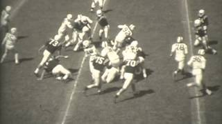 Carthage vs  Augustana 1961