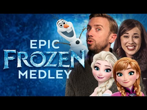 Frozen - Peter Hollens