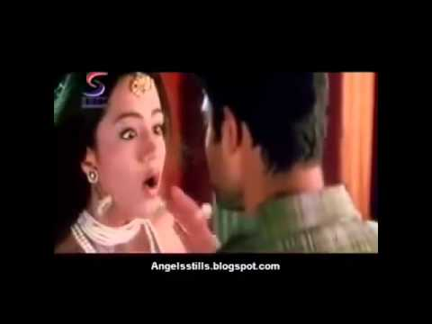 Trisha Kissing Lip to Lip with Simbu