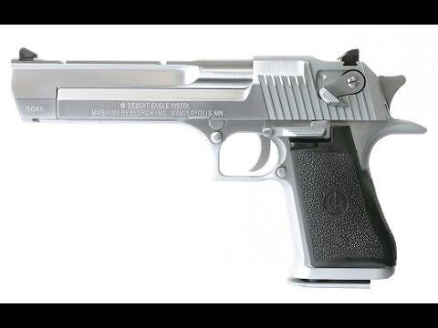 Cách gấp, xếp khẩu súng lục bằng giấy origami - Video hướng dẫn xếp hình - pistol