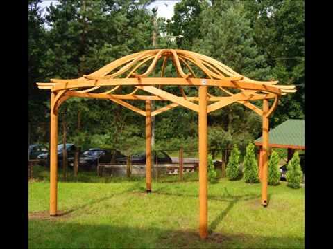 Fabricant abris de jardin en bois gazebos en bois car - Palette bois deco jardin ...