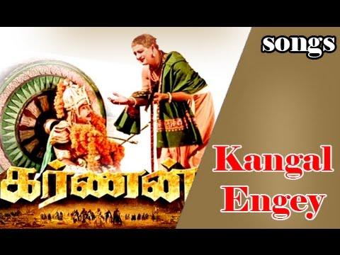 Sivaji Ganesan Hits - Kangal Engey HD Song