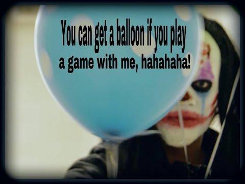 Kids party -  Evil Clown -  Makeup Tutorial!