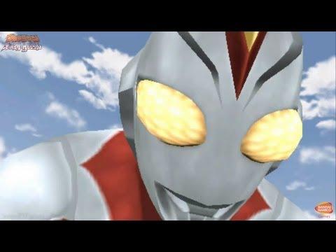 Ultraman All Star Chronicle Story 25 - 26 ★Play PSP