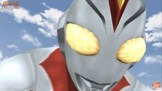 Ultraman All Star Chronicle Story 14 ★Play PSP