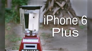 IPhone 6 Plus Will It Blend?