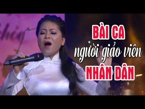 Bai Ca Nguoi Giao Vien Nhan Dan - Anh Thơ [2015 HD]