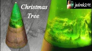 How to make a CHRISTMAS TREE.