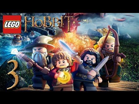 Zagrajmy w: LEGO The Hobbit #3 - Azog Plugawiec