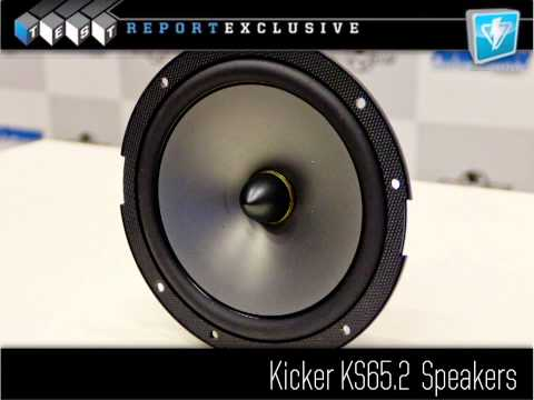 Kicker KS65.2 Component Speaker Review