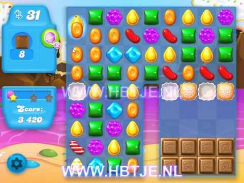 Candy Crush Soda Saga level 37