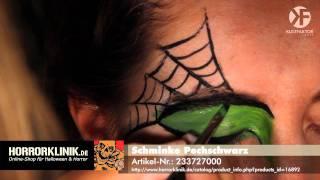 Schminken Zu Halloween: Hexen Make-up Leicht Gemacht- By