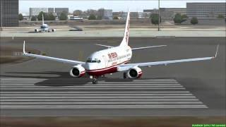 FS2004 - Vuelo Palma de Mallorca a Madrid (Aeropuerto Barajas)