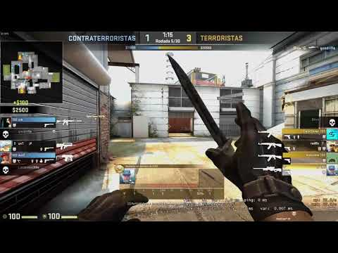 CS:GO (GAMEPLAY) CepacoL MM