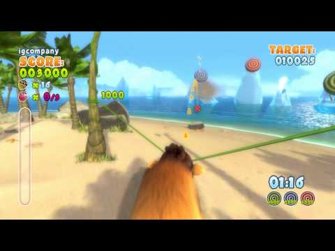 Ice Age 4 Continental Drift Gameplay Event 6 HD