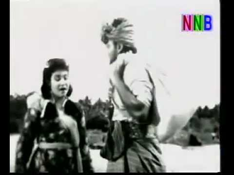 Nenek Si Bongkok Tiga - (Musang Berjanggut  -1959)