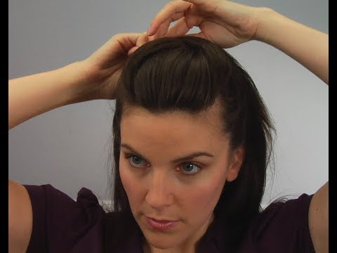 How To Use Bobby Pins To Make Three Cute Hairstyles 1:34