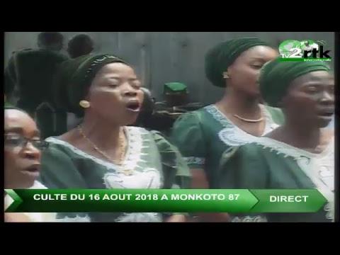 CULTE DU 16 AOUT 2018 A MONKOTO 87