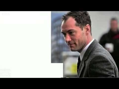 Jude Law gives evidence in Phone hacking trial court