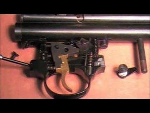 Chế súng pcp đơn giản  (bộ phận cò ) new 2015