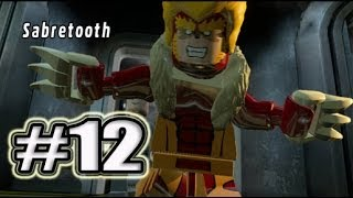 Lego Marvel Super Heroes #12 Wolverine Joins The Fight