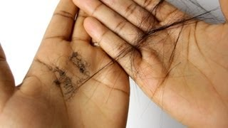 How To Stop Hair Breakage And Hair Damage With Black