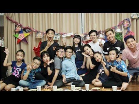 Đông Nhi và Ông Cao Thắng vui vẻ đón Trung thu cùng các học trò(Tin tức Sao Việt)