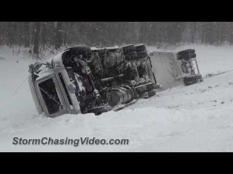 12/6/2013 Mount Vernon, IL Winter Storm Travel Hazards