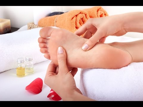 Comment faire un massage des pieds ?
