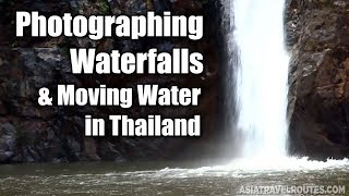 Video of Waterfalls in Thailand