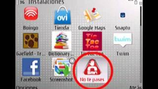 No Te Pases LITE Para Nokia Instalación Rápida