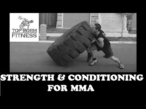 MMA Strength and Conditioning Image 1