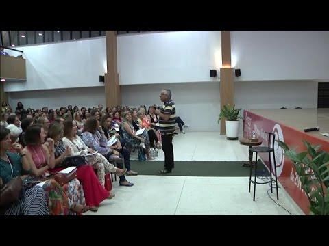 XIII SEMANA ESPÍRITA - SEMINÁRIO: AMOR SEMPRE - COM: Adenáuer Novaes (23.04.2017)