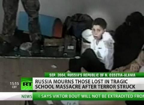 Deep scar of Beslan school massacre