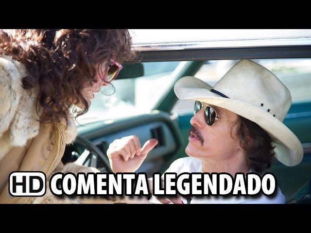 Clube de Compras Dallas - Elenco comenta seus personagens - Legendado (2014) HD