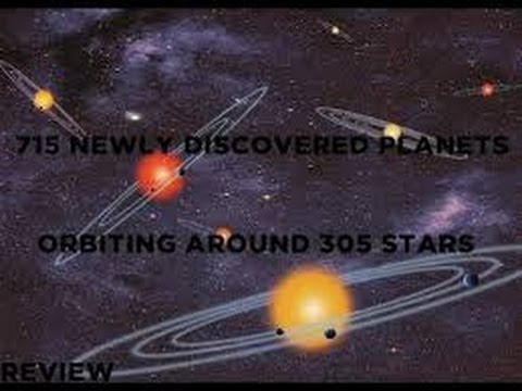 NASA: Planet-Hunting Telescope Discovers 715 new PLANETS. How Many are Habitable Planets.