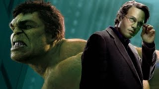 [Mark Ruffalo Talks Hulk Solo Movie] Video