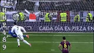Real Madrid Vs Barcelona 3-4 2014 → RESUMEN & GOLES