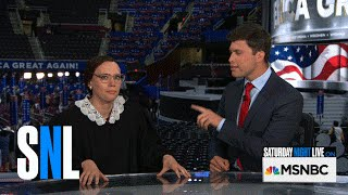 SNL Weekend Update: Ruth Bader Ginsburns!