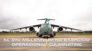 Missão cumprida com sucesso. Essa é a avaliação da primeira participação do KC-390 Millennium da Força Aérea Brasileira (FAB) em um Exercício Operacional Internacional. As conquistas inéditas do KC-390 aconteceram em Louisiana, Estados Unidos, entre os dias 12 de janeiro e 05 de fevereiro, durante o Exercício