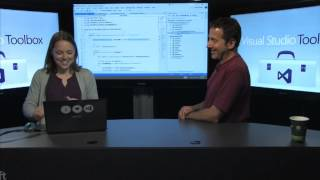 Visual Studio 2013 IDE Video Overview