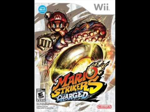 Mario Strikers Charged Music - Luigi's Giant Form