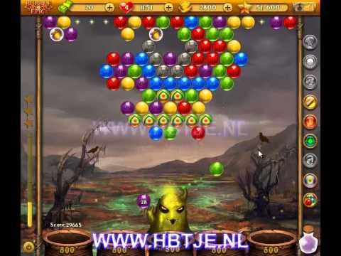 Bubble Epic level 30