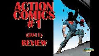 Action Comics #1 (2011) | COMIC BOOK SYNDICATE