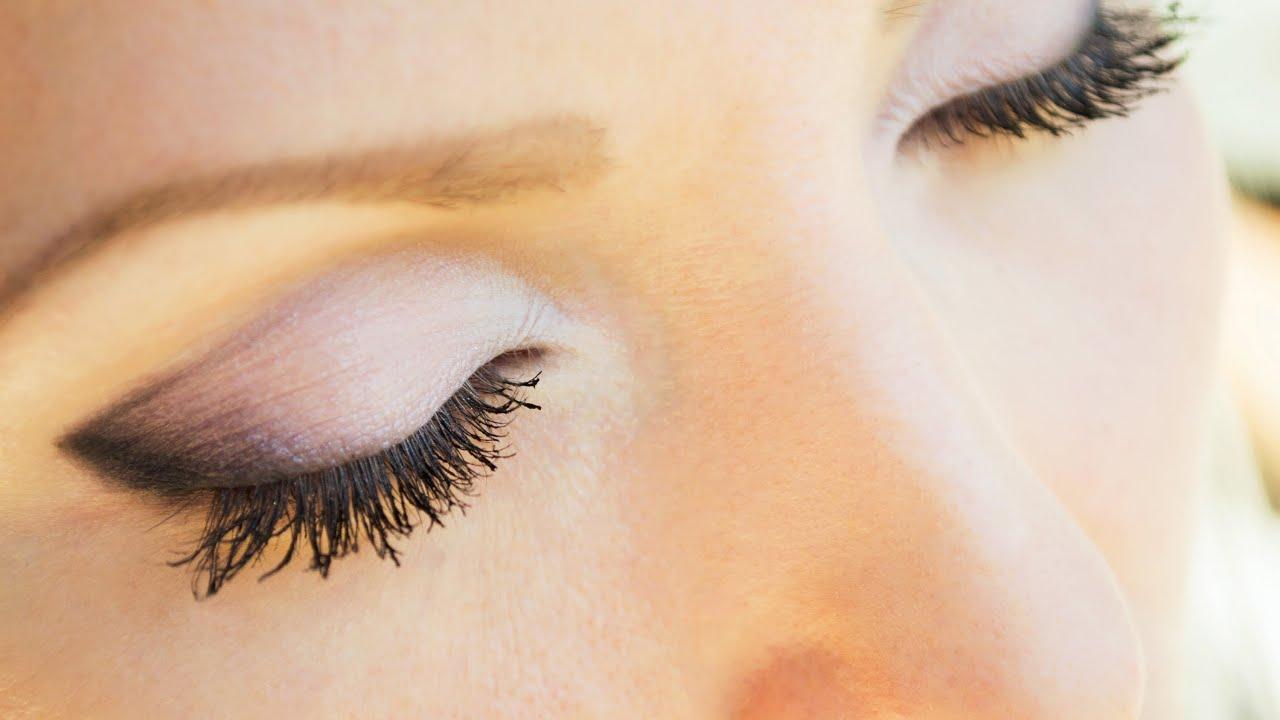 Дневной макияж для карих глаз фото в домашних условиях
