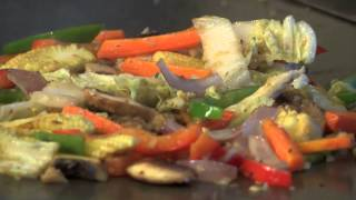 Tasty Stir Fry Vegetables Japanese Style-  Red Pix