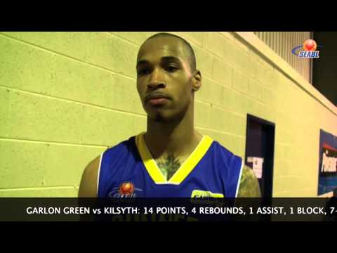 Round 3 Post-Game Interview - Garlon Green (Canberra Gunners)