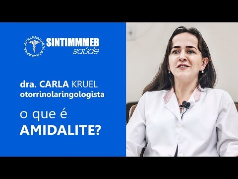 TV Sintimmmeb Saúde | Amidalite | Dra. Carla Kruel